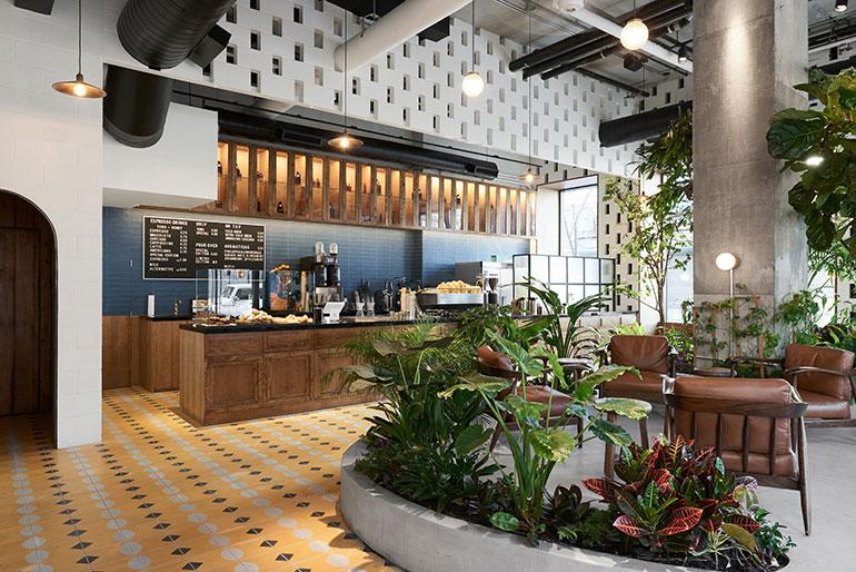 10 simply amazing cafés