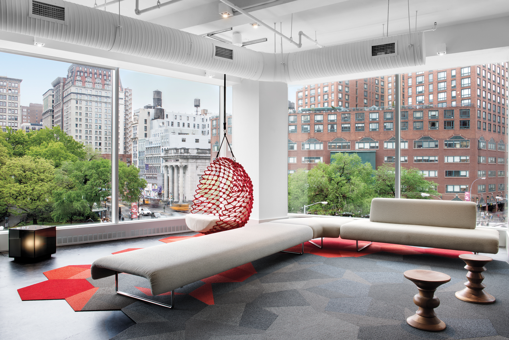 Shaw Contract Celebrates Opening Of New NYC Showroom By Rockwell Group