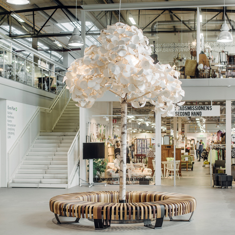 IKEA Opens First Second-Hand Store in Sweden for Trial Run