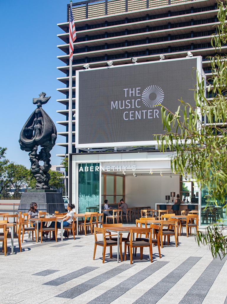 Rios Clementi Hale Studios' Revamp of L A 's Music Center