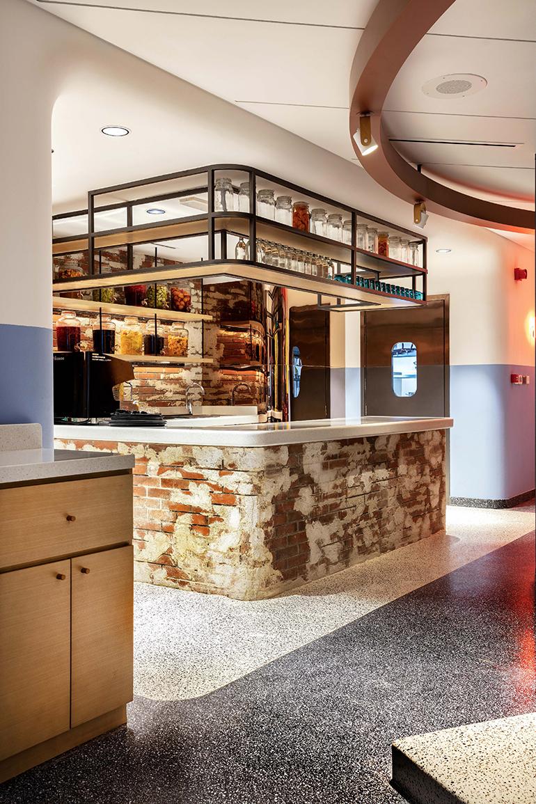 4space interior design fires up a barbeque restaurant in dubai