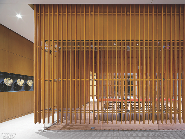 Private Investment Firm by Alvisi Kirimoto and CannonDesign