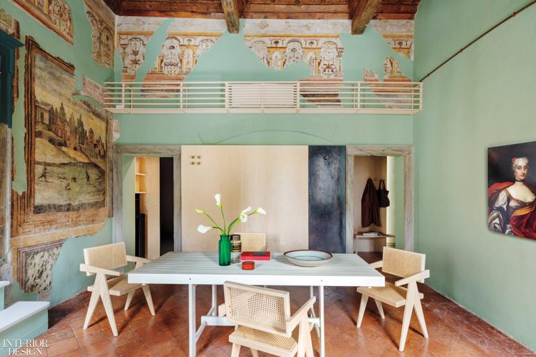 Archiplan Studio Transforms A Historic Italian Apartment Into A Modern Home Interior Design Magazine