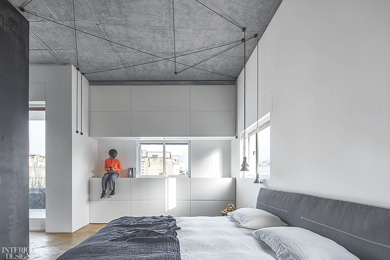 Do It Yourself Home Design: Tel Aviv Residence By Axelrod Design: 2018 Best Of Year Winner For Small Apartment