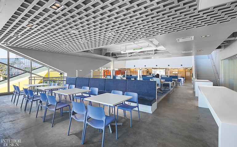 Santa Monica College Center For Media And Design By Clive Wilkinson Architects 2018 Best Of Year Winner For Higher Education Interior Design Magazine