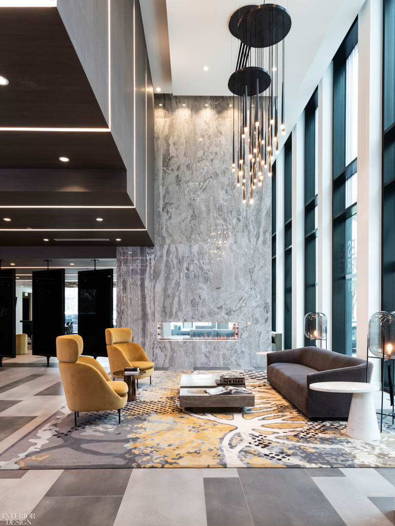 Houston Interior Design Firm: Contour's Nina Magon Looks To Hollywood For Marlowe