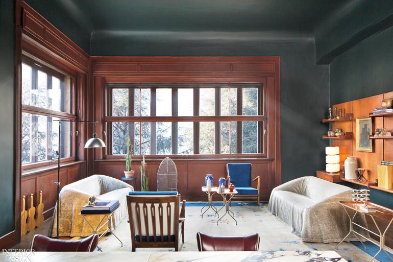 Daniele Daminelli Renovates An Urbane 1930s Apartment For His Housebound Family In Treviglio Italy Interior Design Magazine