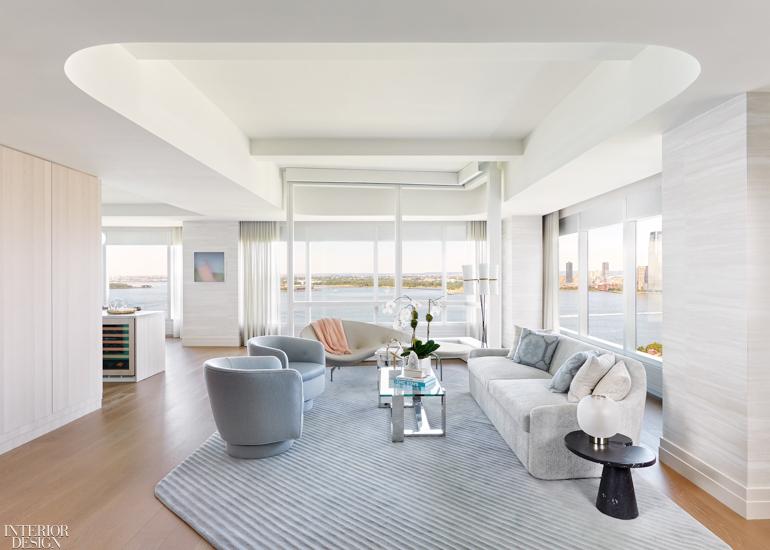 Deborah Berke Partners And Fxcollaborative Unveil Luxury Condominiums At 77 Greenwich Interior Design Magazine