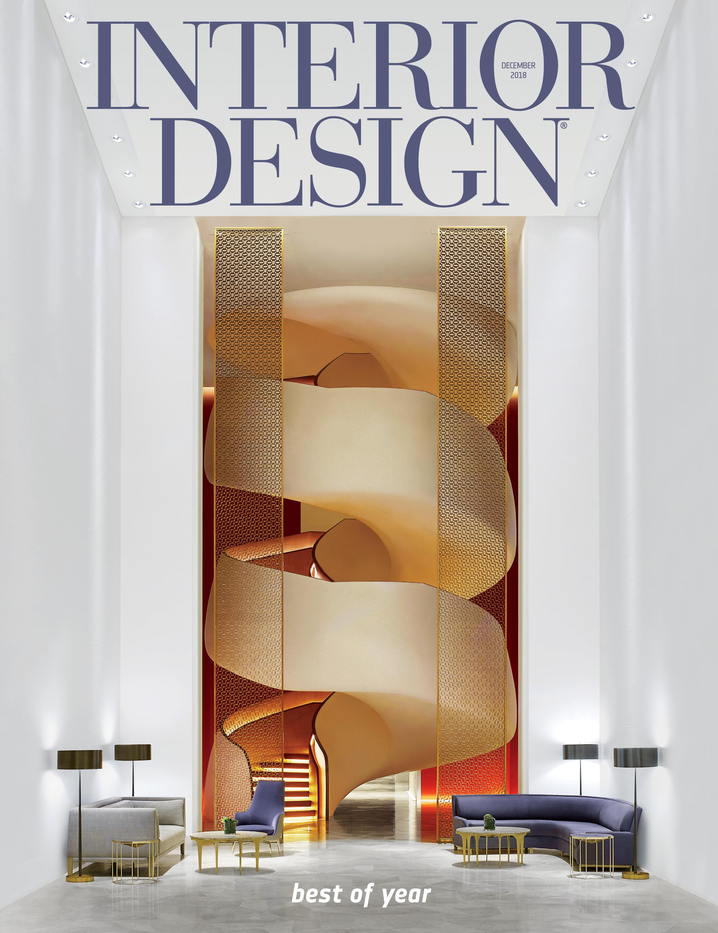 Interior Design 2018 Issue Archives