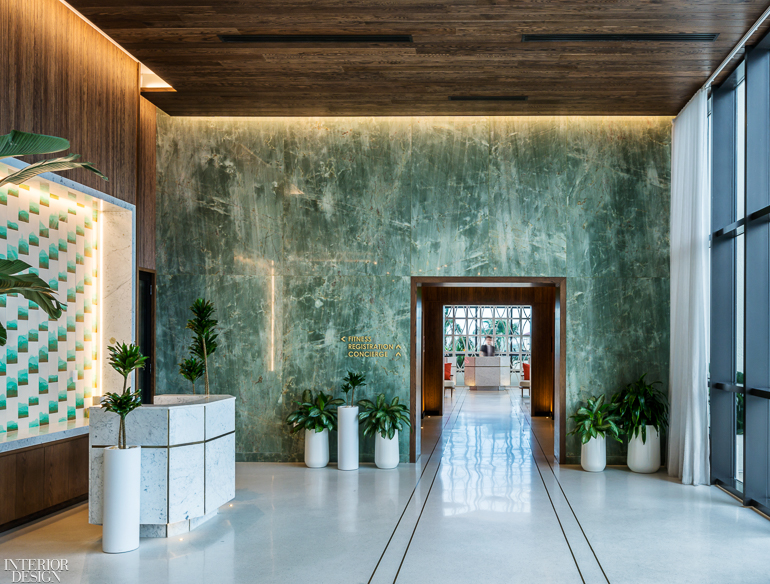Designagency Gives Fort Lauderdale S The Dalmar Hotel A Mid