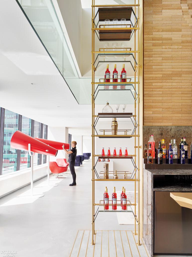 Astounding Gensler Blends Corporate Space And Cocktail Bars At Inzonedesignstudio Interior Chair Design Inzonedesignstudiocom