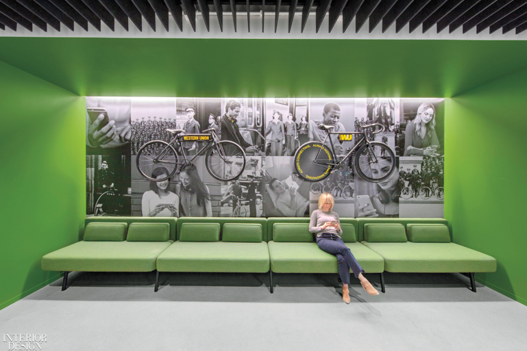 Gensler Designs Western Union S Denver Headquarters For The