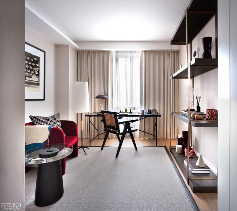 20 Quiet Home Offices Interior Design Magazine