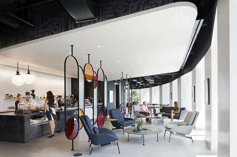 Convene Collaborates with HOK and Gensler on Two Co-Working