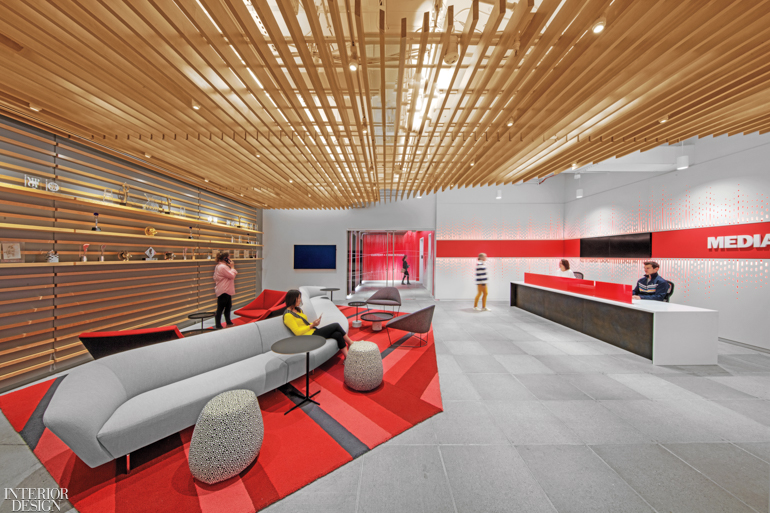 Advertising Giant Wpp Looks To Hok To Gather Its New York Offices Under One Roof Interior Design Magazine