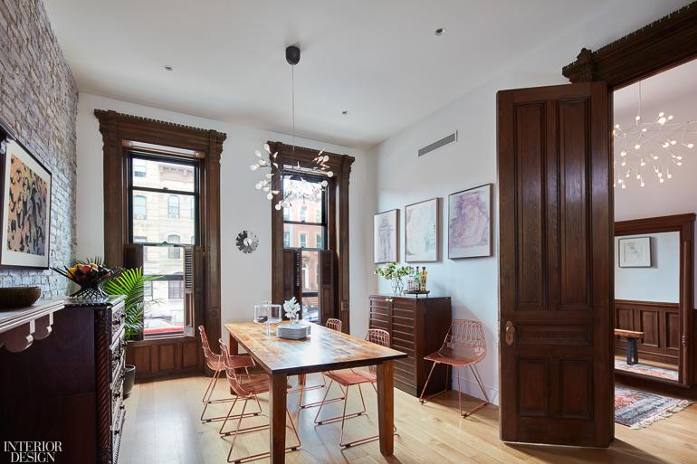 Architect Hormuz Batliboi Transforms An Empty Bed Stuy Brownstone Into A Family Friendly Triplex Interior Design Magazine