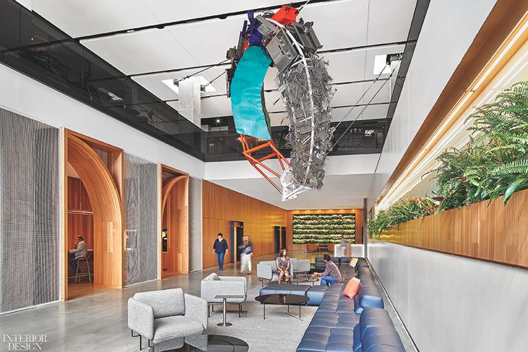 Mcdonald S Chicago Headquarters By Ia Interior Architects