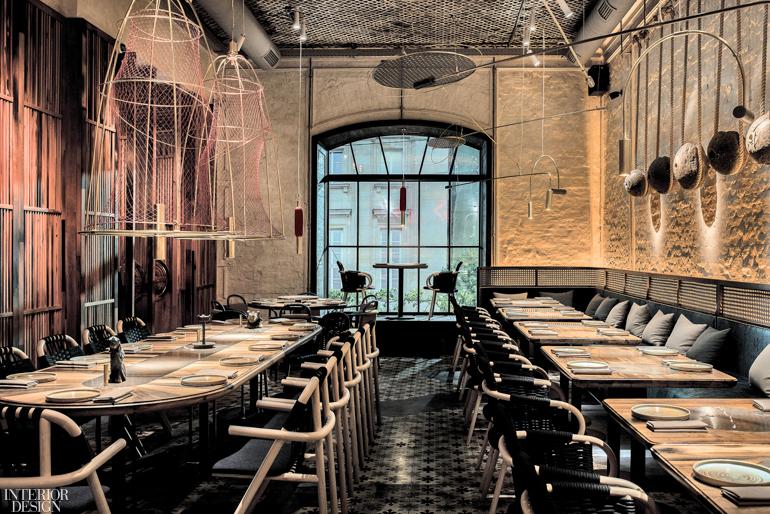 Nam Modern Vietnamese Cuisine by Yod Design Lab Wins 2019 IIDA Award