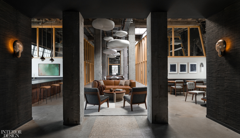 Jhl Design Transforms A Historic Portland Penthouse Into A