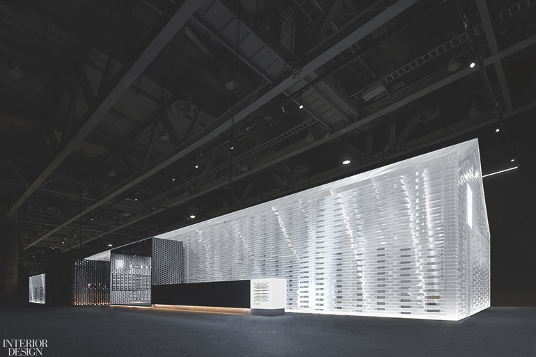 Exhibition Hall Booth : Guangzhou design week exhibition hall by jisushe: 2018 best of year