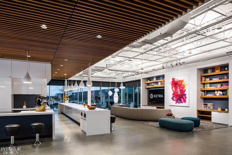 Ketra Unveils New Austin Headquarters Awash With Natural Light Interior Design Magazine