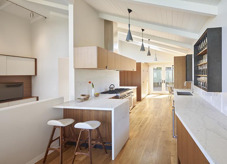 20 Sleek And Modern Kitchens Interior Design Magazine