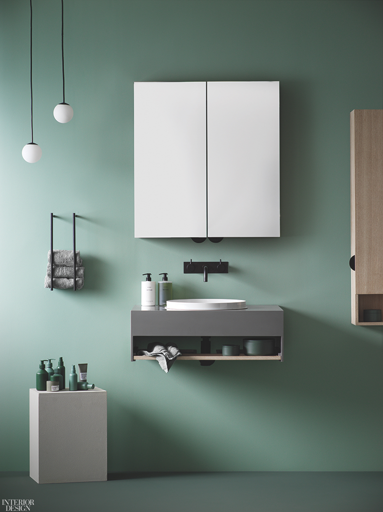 Type 1 by note design studio for lagom bath