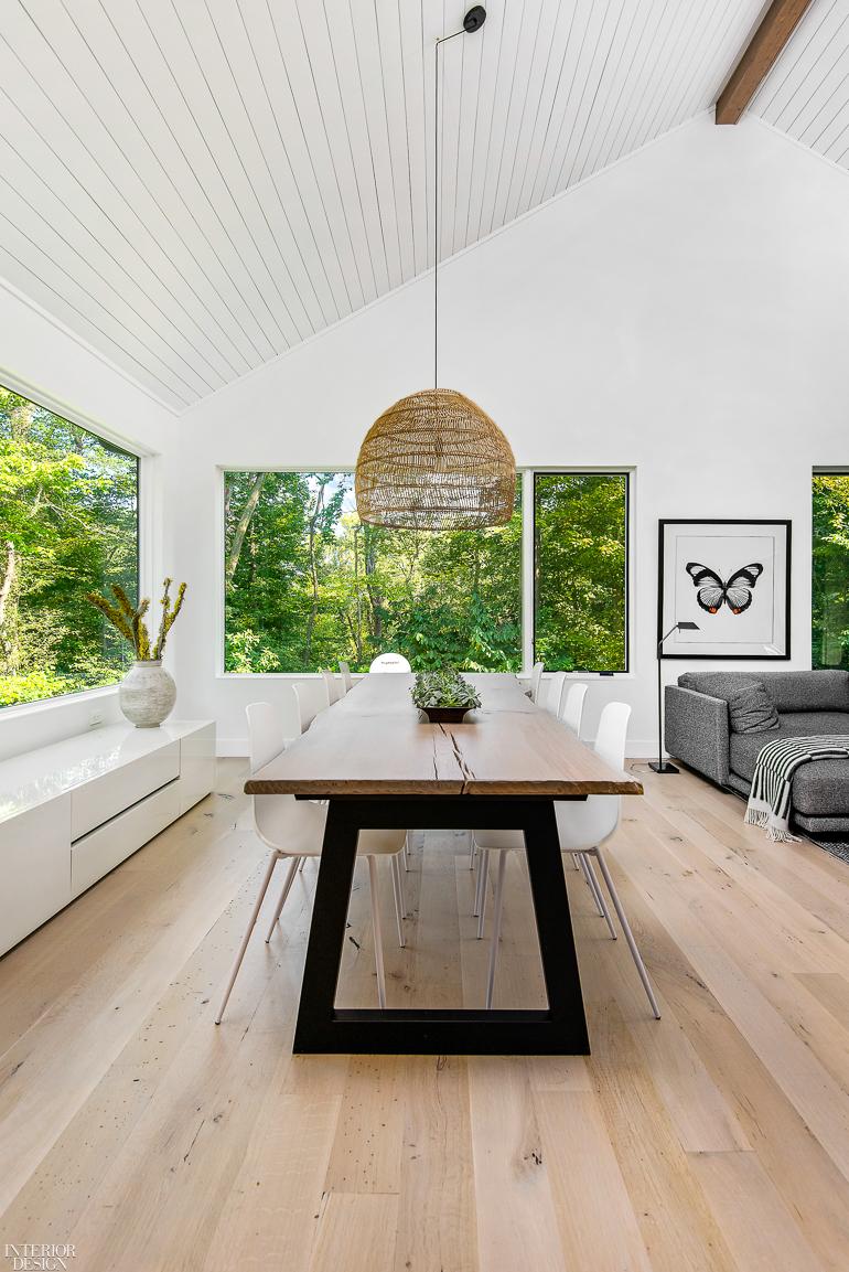 Linc Thelen Gives An Indiana Farmhouse A Modern Minimalist
