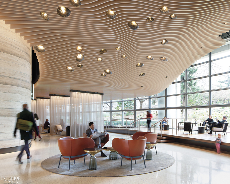 20 Projects By The Top 100 Giants Of 2020 Interior Design Magazine