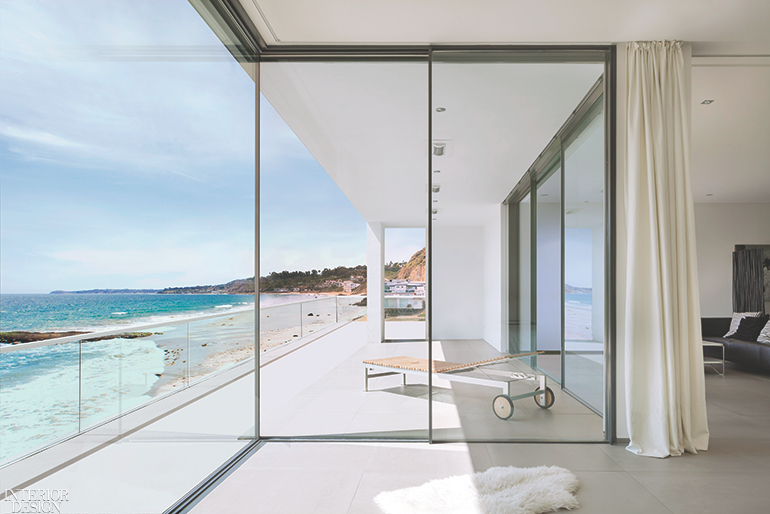 NanaWall's Cero Floor-to-Ceiling Sliding Glass System Offers