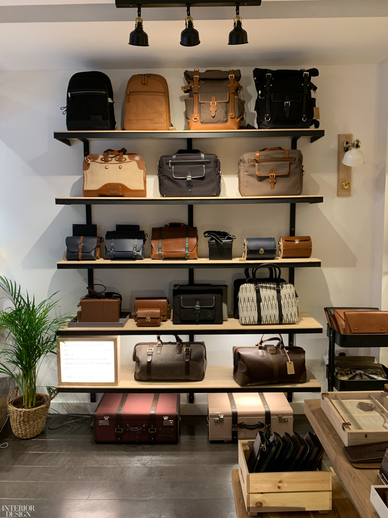 485ad18ac Indian Luxury Leather Label Nappa Dori Debuts First International Store in  London