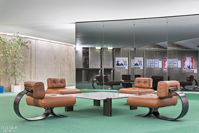 Excellent Oscar Niemeyers French Communist Party Headquarters Ocoug Best Dining Table And Chair Ideas Images Ocougorg