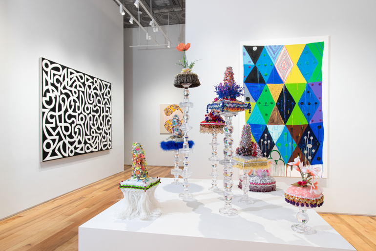 www.interiordesign.net: Highlights from 'With Pleasure: Pattern and Decoration in American Art 1972-1985'