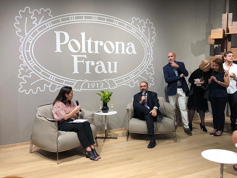 Poltrona Frau.Poltrona Frau Debuts First Flagship Store In Miami