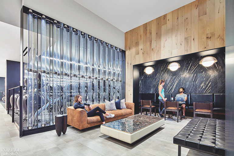 Equinox La By Retail Design Collaborative 2018 Best Of Year Winner For Fitness Project Interior Design Magazine