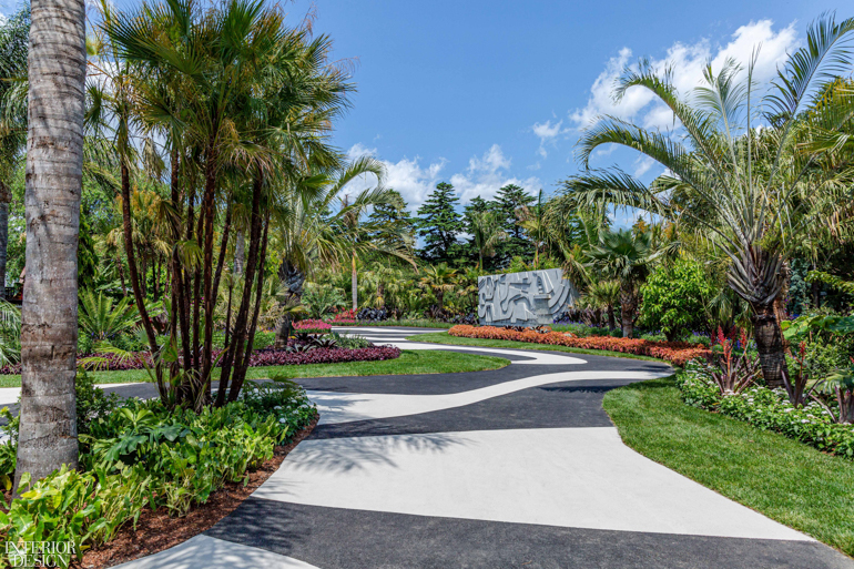 Roberto Burle Marx Exhibition At Ny Botanical Garden Celebrates