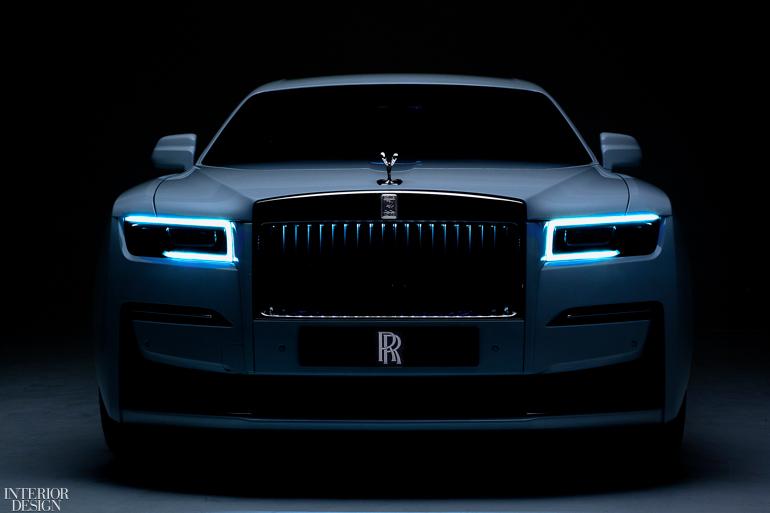 Rolls Royce Goes Ghost