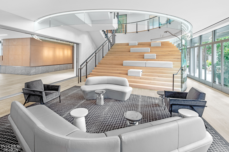 Rottet Studio Makes Design The Star At The Los Angeles Office Of Paradigm Interior Design Magazine