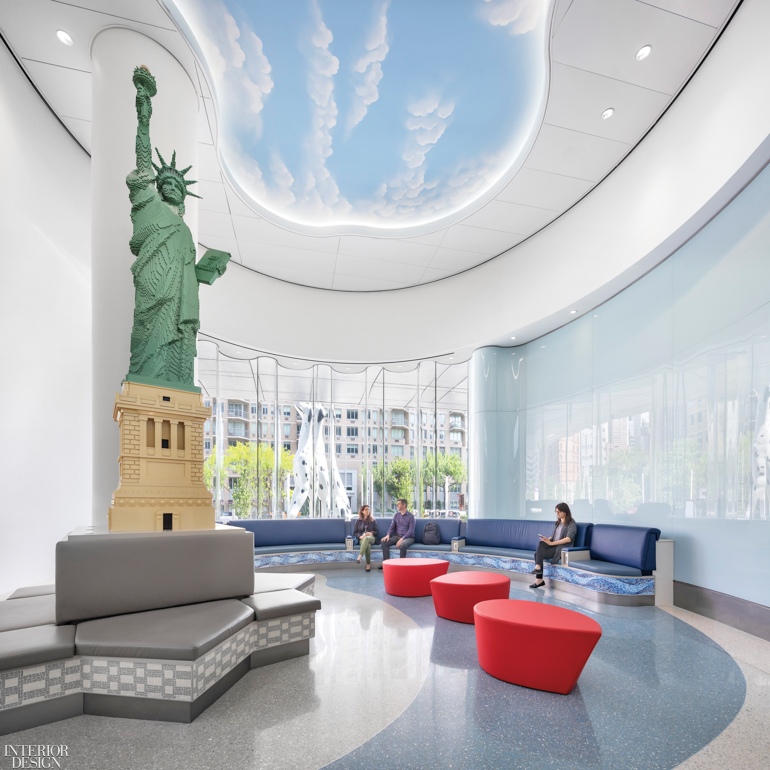 Top Health Wellness Beauty Projects Of 2019 Interior Design Magazine