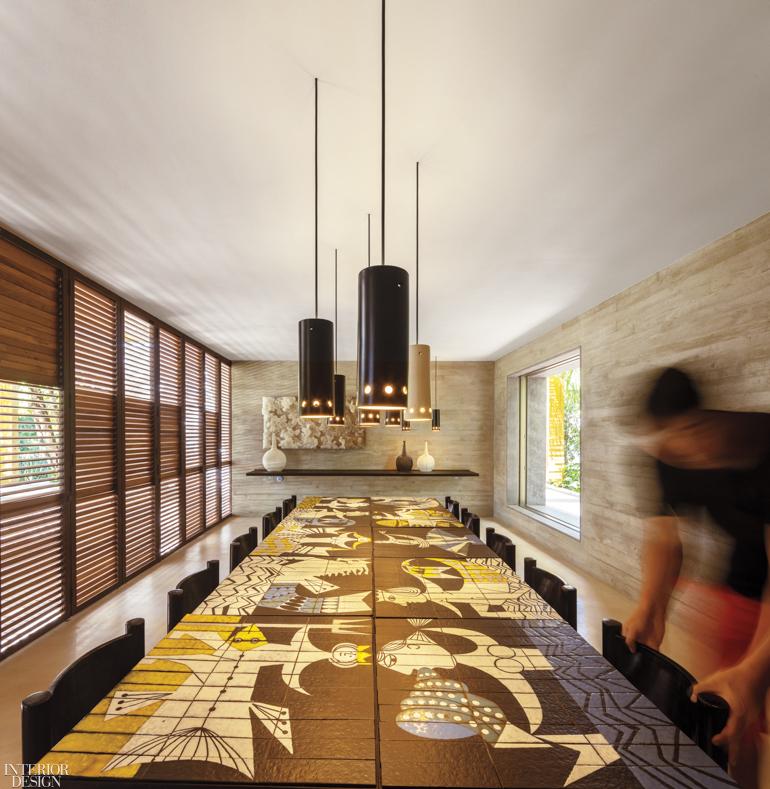 Porto Segura Brazil Residence By Studio Mk27 2019 Best Of Year Winner For Beach House Interior Design Magazine