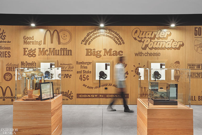 Mcdonald S Headquarters By Studio O A 2018 Best Of Year