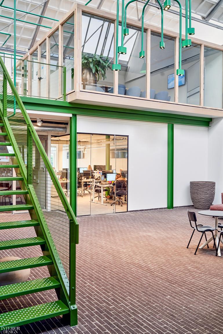 Interior Design Studio Amsterdam studio rianknop creates flexible, sustainable space for