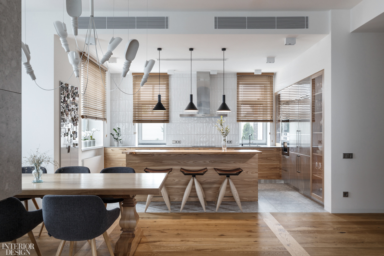Svoya Studio Combines Modern Details and Natural Materials ... on natural wood exterior paint color, natural wood interior design, natural wood kitchen ideas, natural wood texture background,