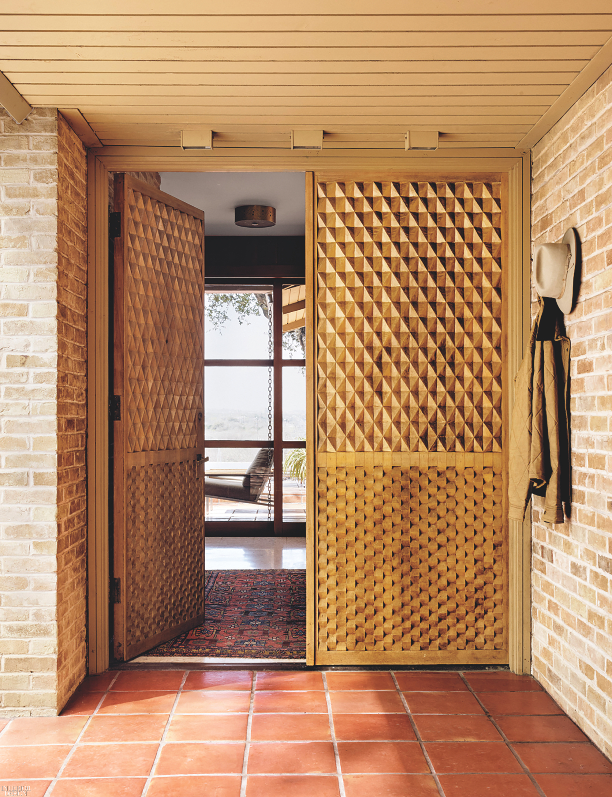 Tobin Smith Architect Restores Historic San Antonio Home