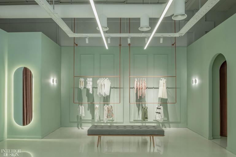 18 Dreamy Pastel Interiors Interior Design Magazine