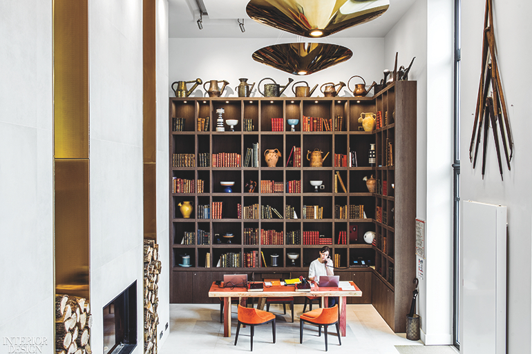 22 Cool And Captivating Hotel Lobbies Interior Design Magazine