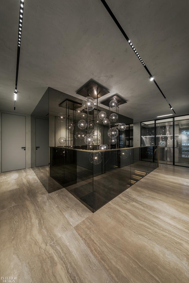 Yodezeen Opts For Sleek Aesthetics In Kiev Refuture Clinic Interior Design Magazine