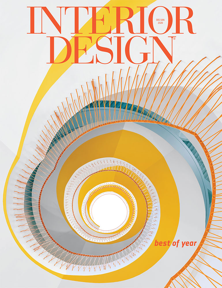 Interior Design December January 2020 Interior Design Magazine