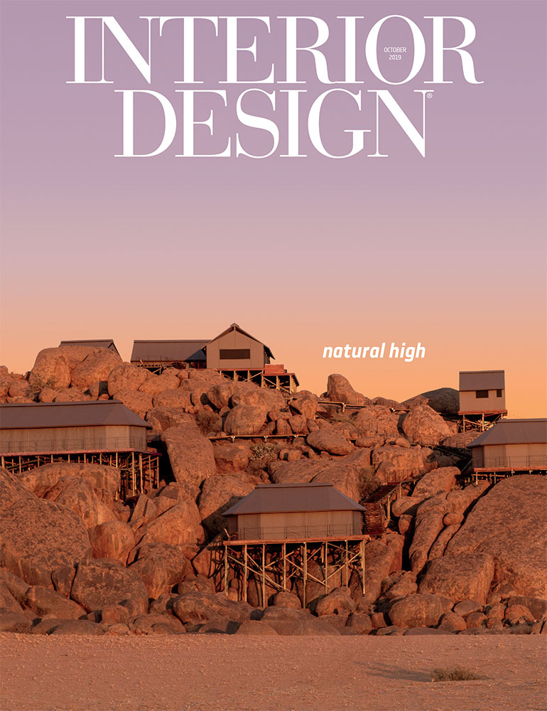 Interior Design October 2019
