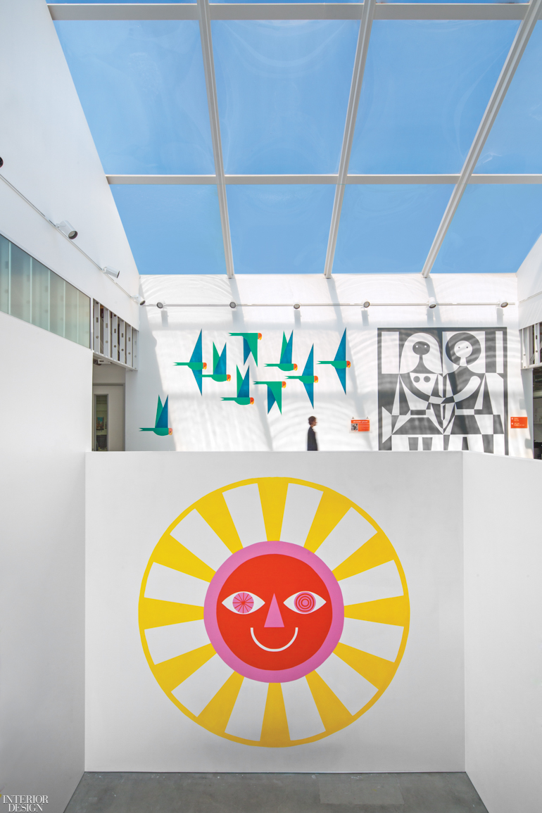 . Darin Johnstone Architects Transforms a 1970s Post Office Into Art